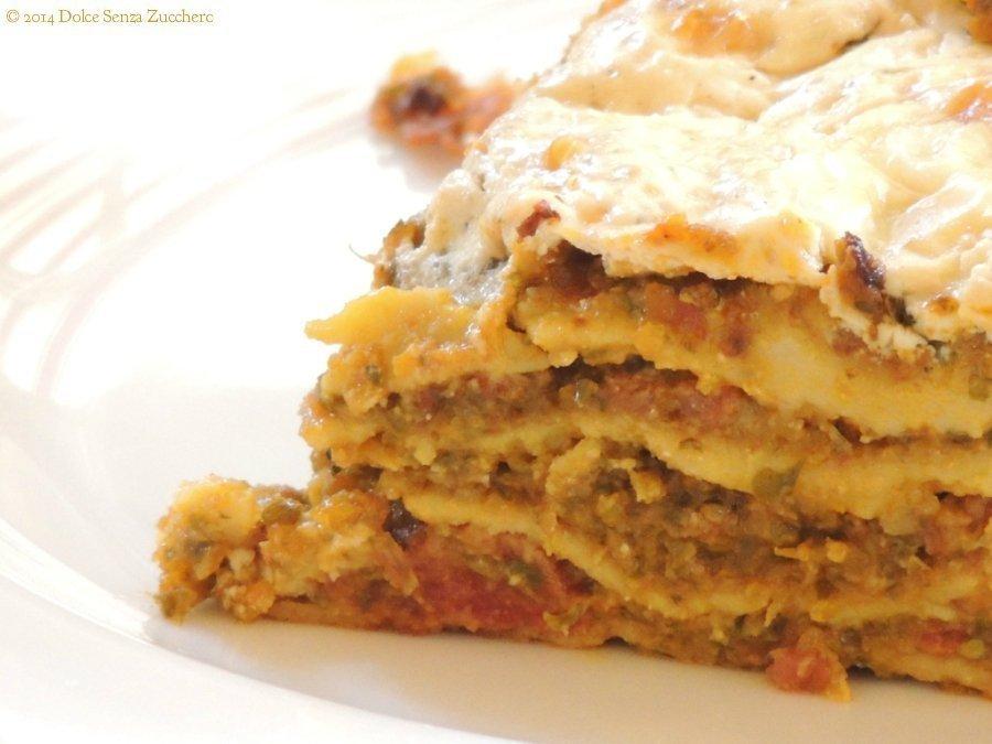 Lasagne con Zucchine e Pomodoro 4 photo