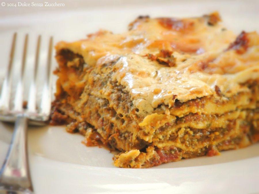 Lasagne con Zucchine e Pomodoro 5 photo