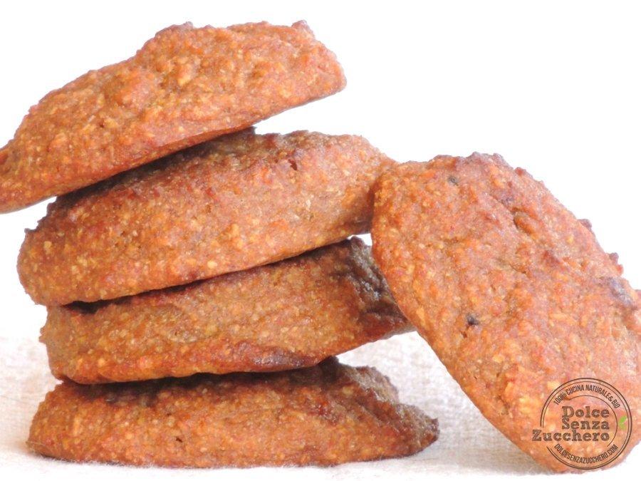 Biscotti di quinoa e banane 1 photo