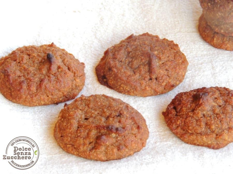 Biscotti di quinoa e banane 3 photo