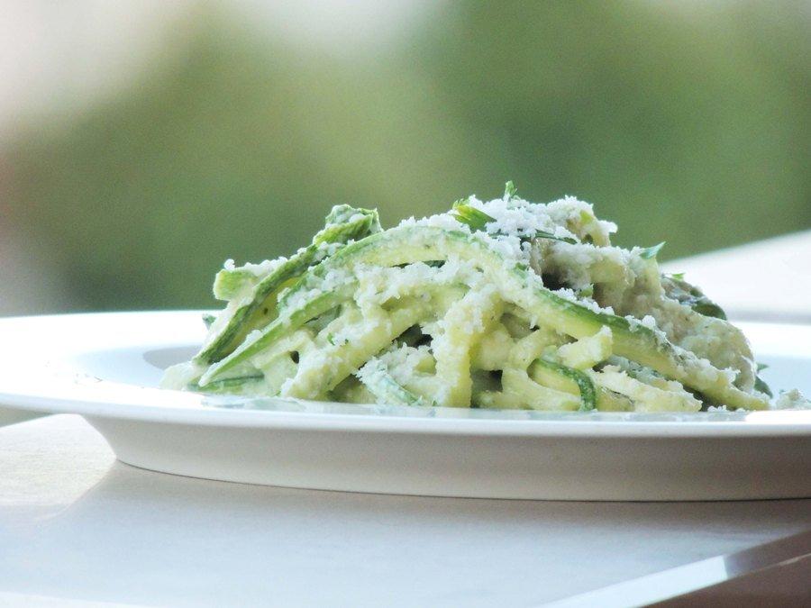 Spaghetti di zucchine_Dolce Senza Zucchero (5)