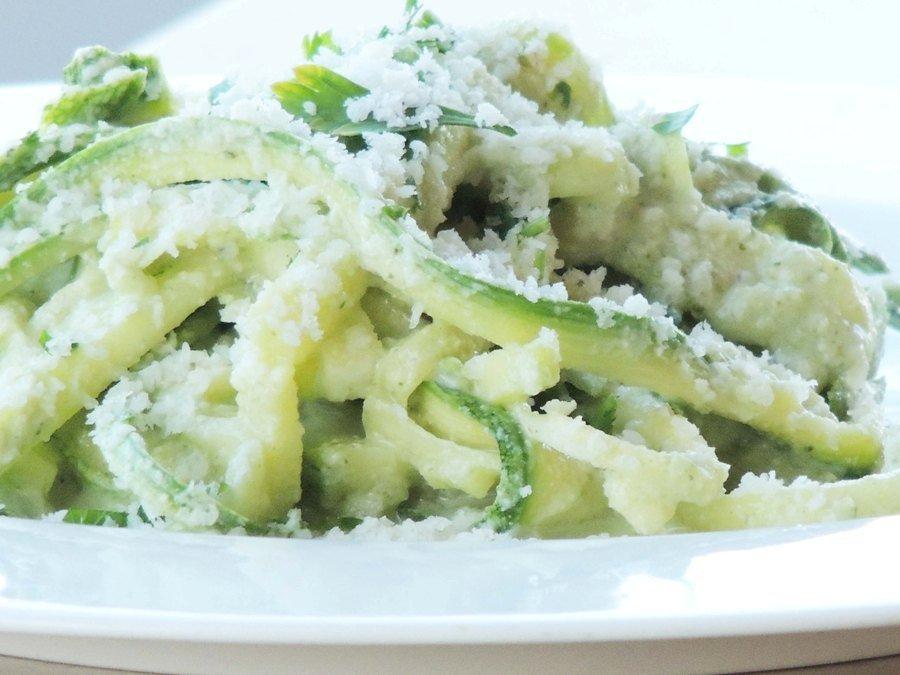 Spaghetti di zucchine_Dolce Senza Zucchero (6)