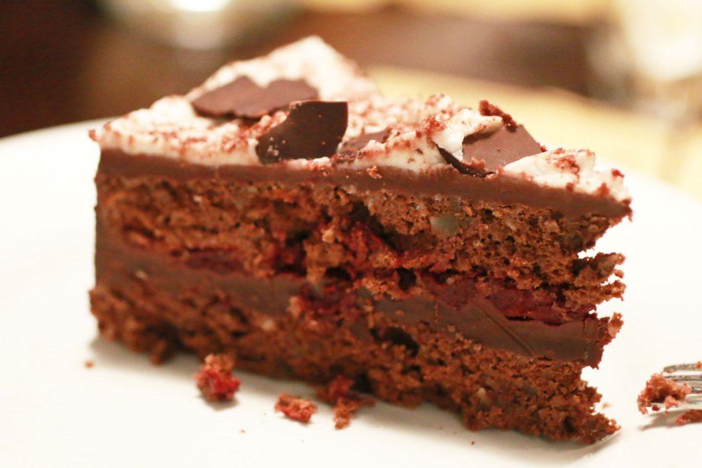 Torta al Cioccolato e Amarene (5)
