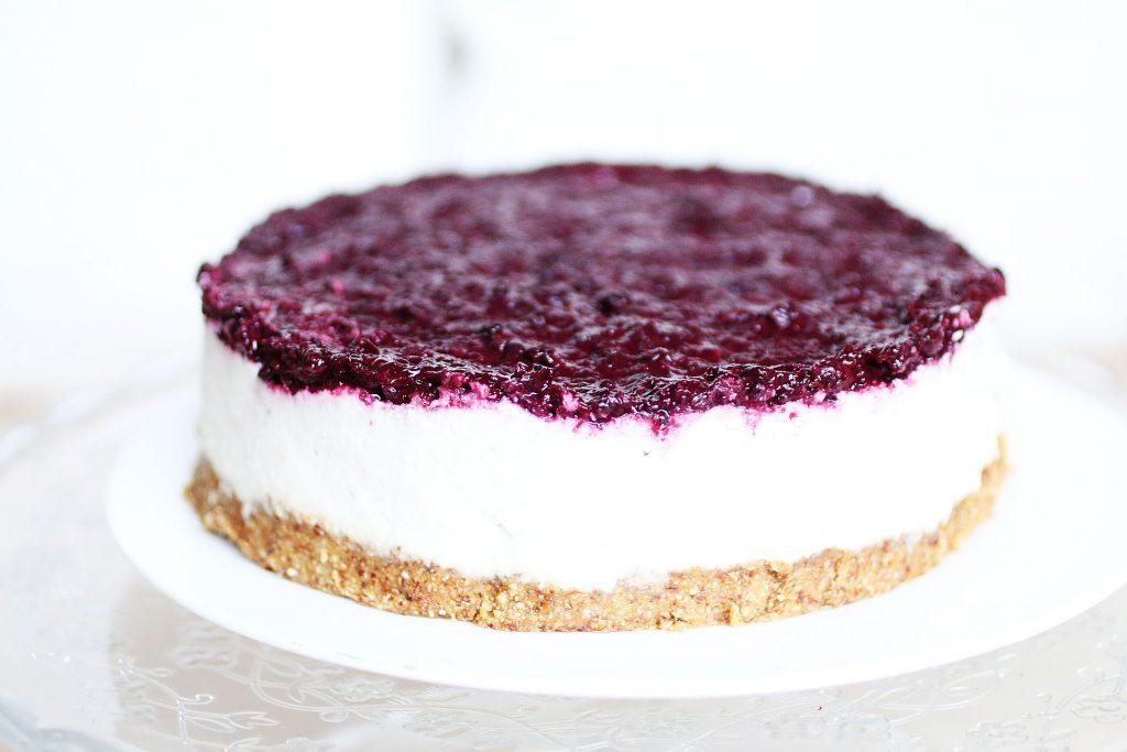 Cheesecake Senza Cottura e Senza Latticini (3)