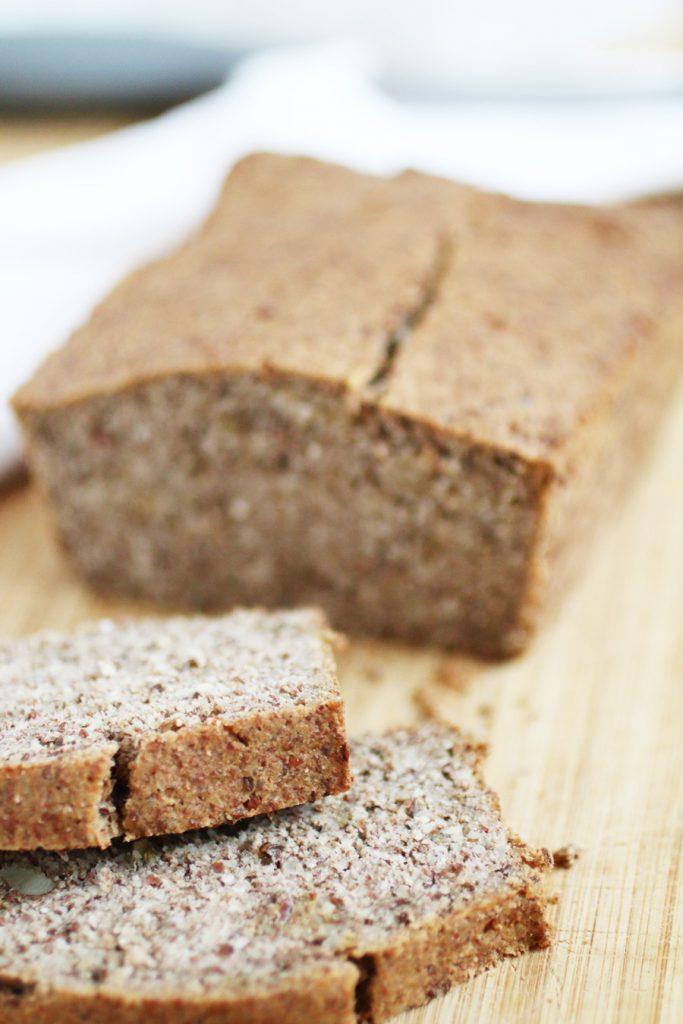 Pane morbido senza glutine e senza farine (pane di Luca) (14)
