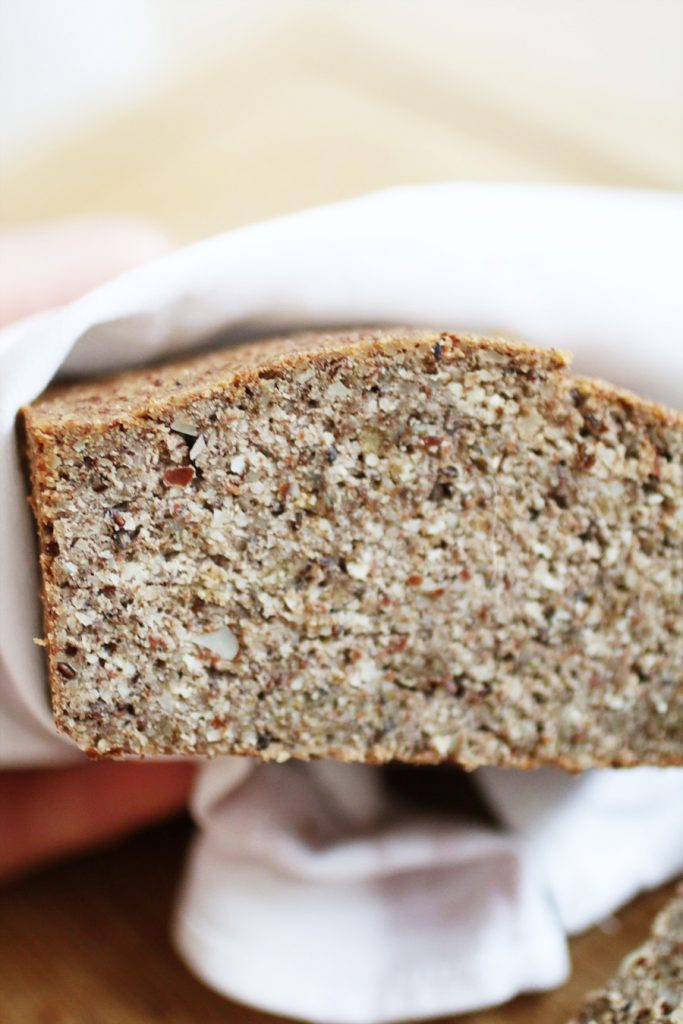 Pane morbido senza glutine e senza farine (pane di Luca) (16)