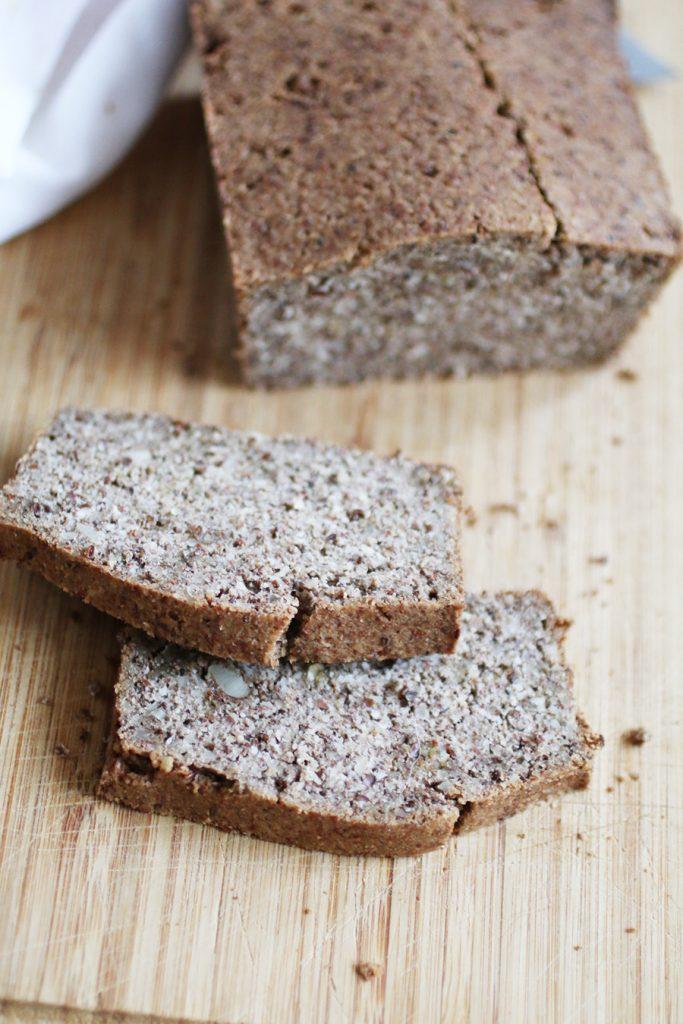 Pane morbido senza glutine e senza farine (pane di Luca) (19)