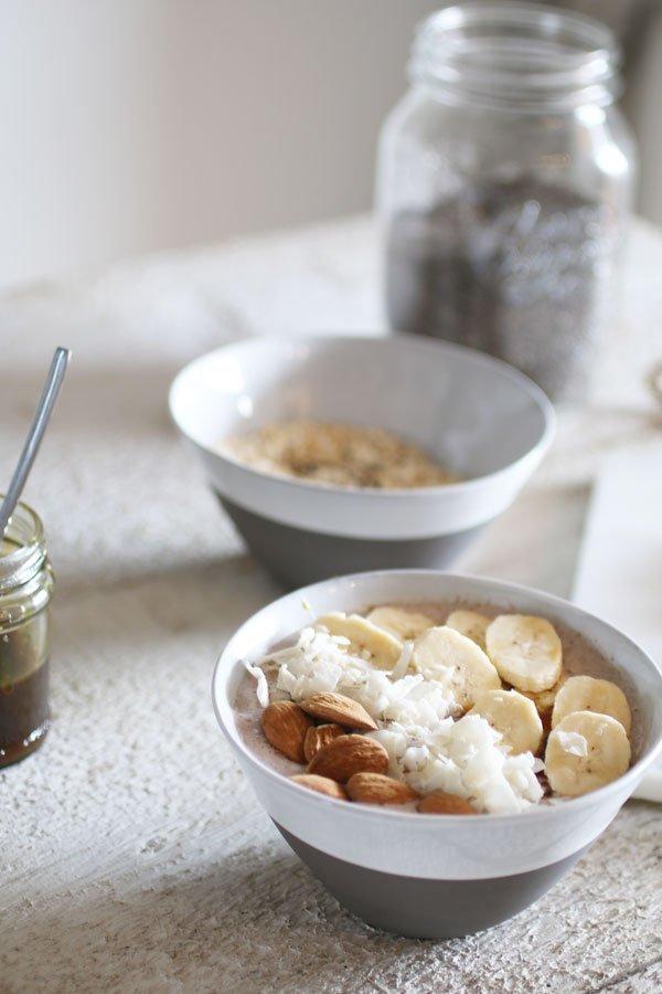 Crema di Fiocchi di Avena Senza Zucchero e Senza Glutine