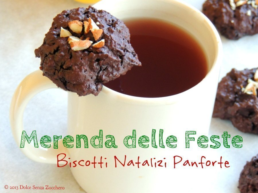 Biscotti Natalizi Panforte (5)