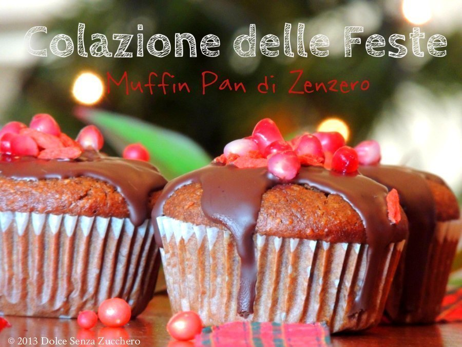 Muffin Pan di Zenzero 2 photo
