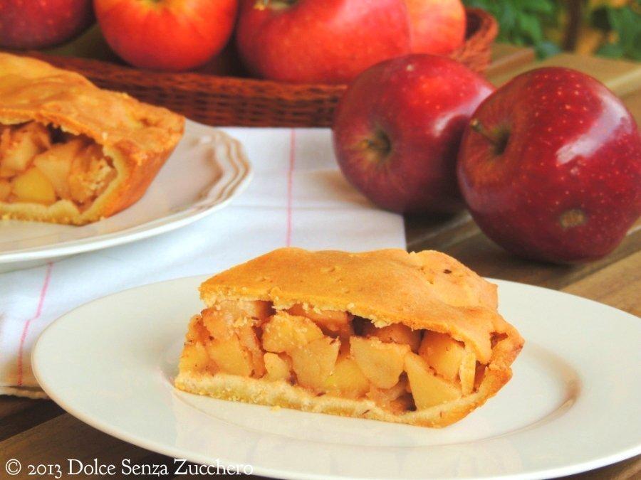 Torta di Mele Apple Pie con stevia 10 photo