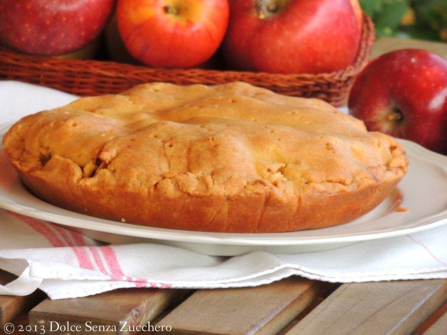 Torta di Mele Apple Pie con stevia 5 photo