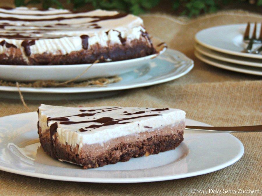 Torta alla Nocciola, Cioccolato e Panna: Mia Torta di Compleanno