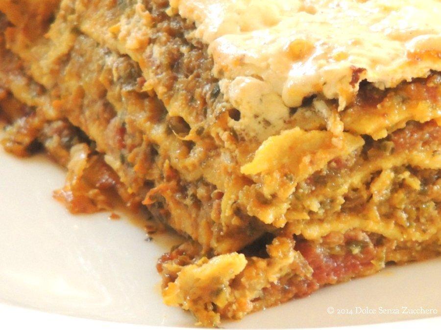 Lasagne con Zucchine e Pomodoro (6)