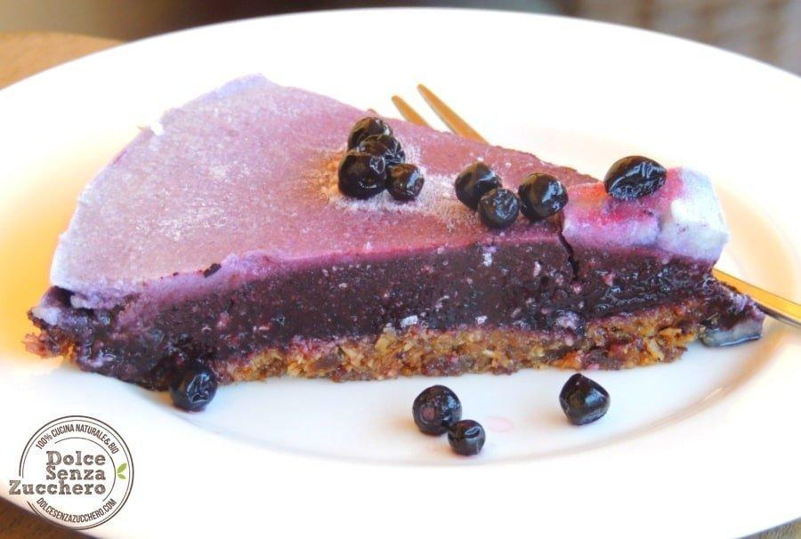 Torta Mirtilli e Frutta secca (4)