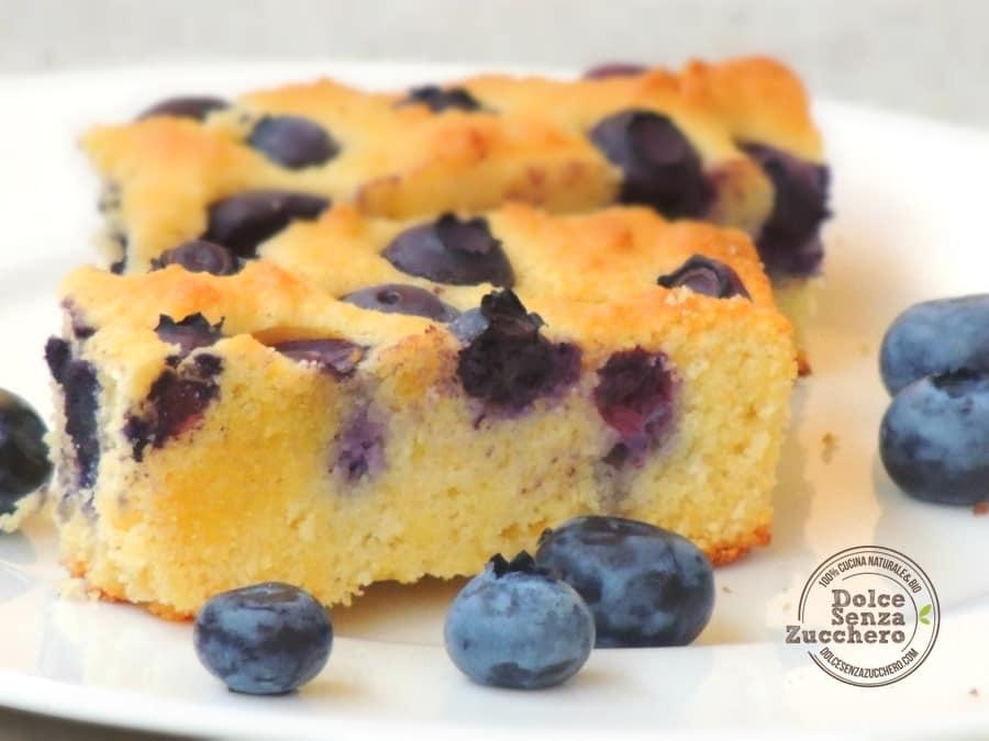 Torta di Mirtilli e Mandorle (3)