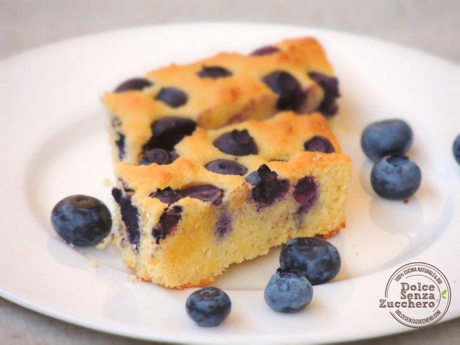 Torta di Mirtilli e Mandorle (4)