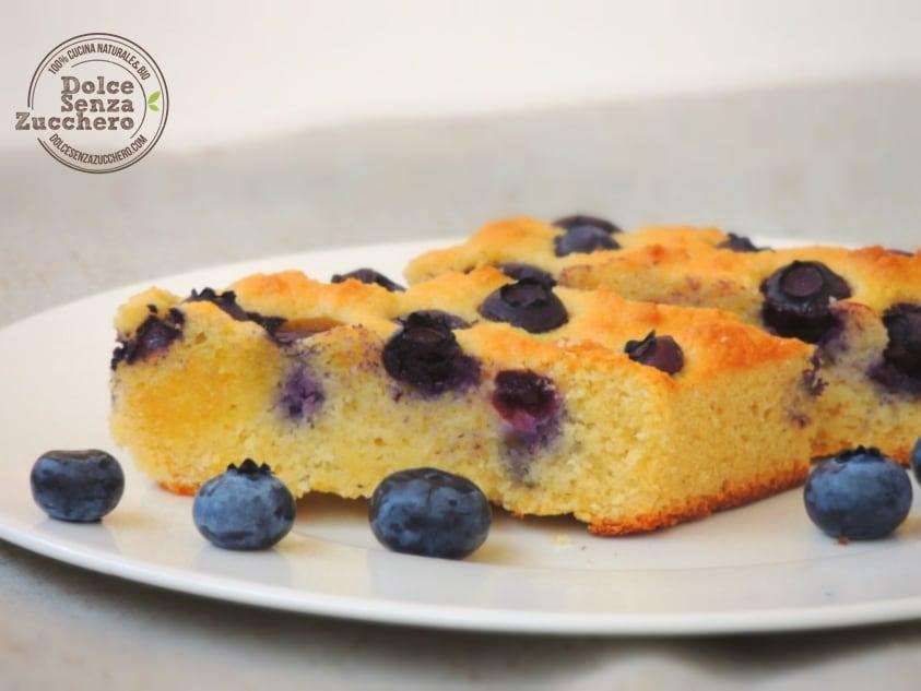 Torta di Mirtilli e Mandorle (5)