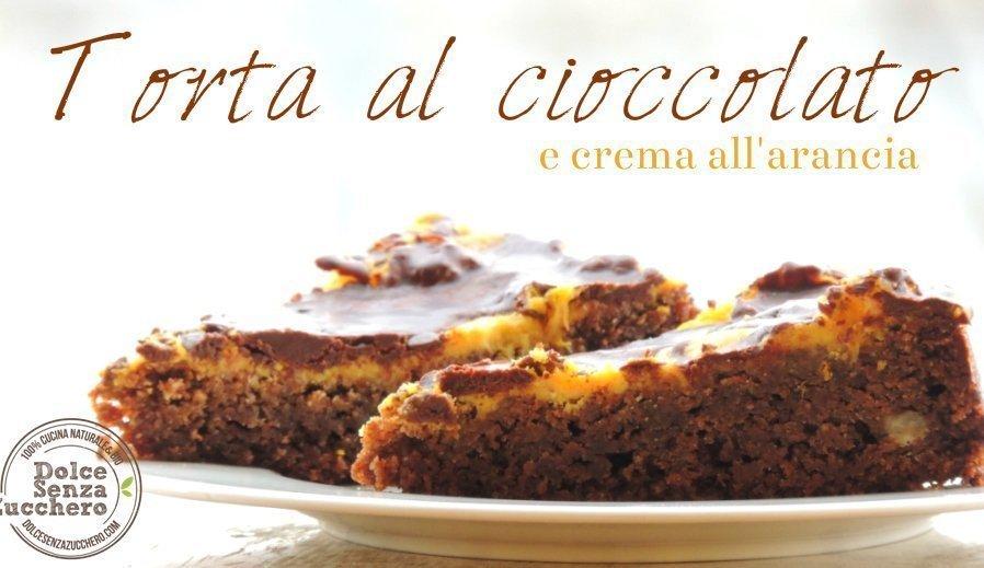 Torta all'arancia crema e cioccolato (3)