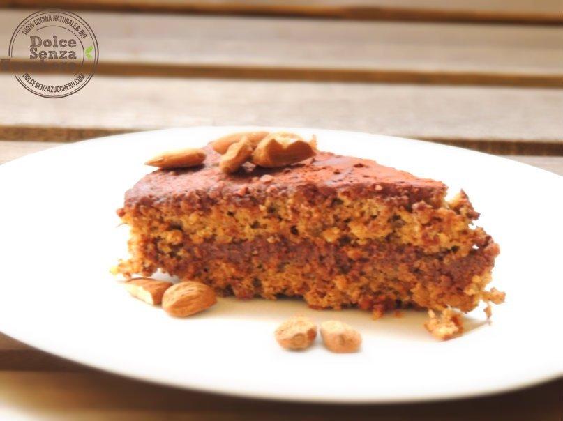 Torta Cacao e Mandorle (1)