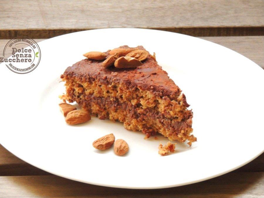 Torta Cacao e Mandorle (2)