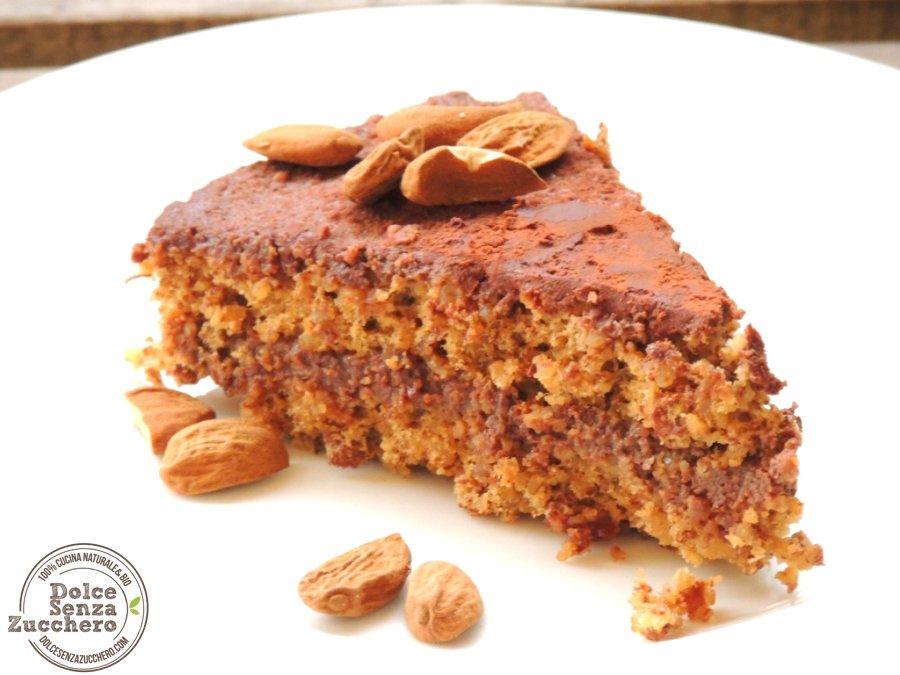Torta Cacao e Mandorle (3)