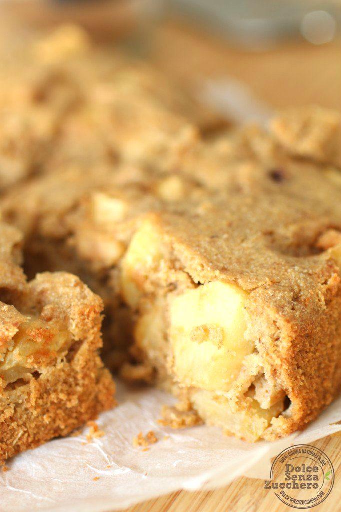 Torta di mele soffice (7)
