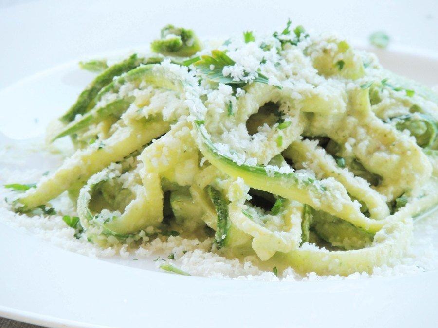Spaghetti di zucchine_Dolce Senza Zucchero (7)