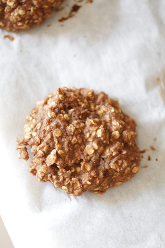 Biscotti avena e burro di mele (1)