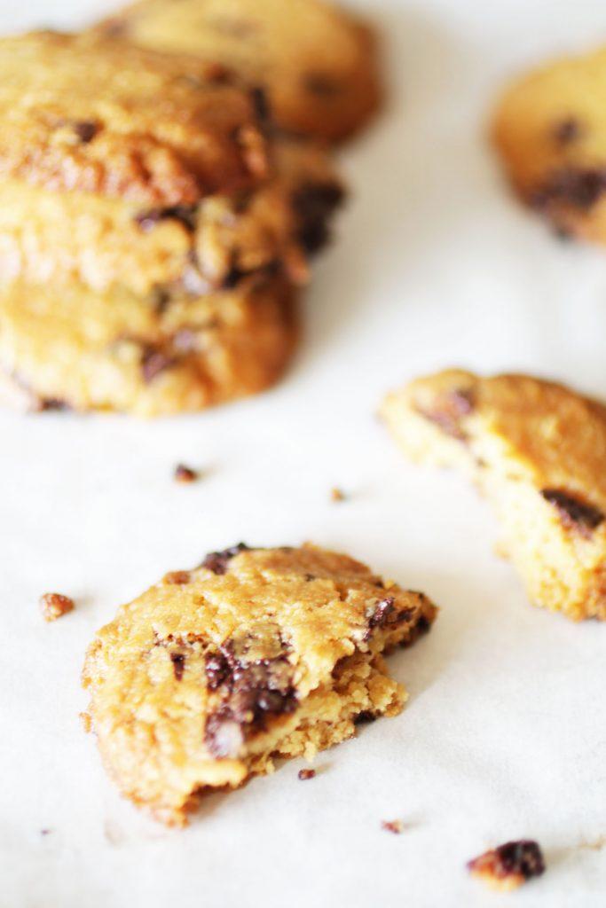 Biscotti al Burro di arachidi con gocce di cioccolato (19)