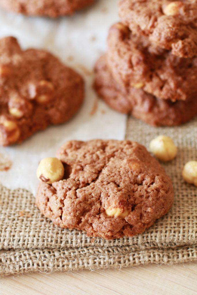 Biscotti con nocciole_Dolce Senza Zucchero (1)