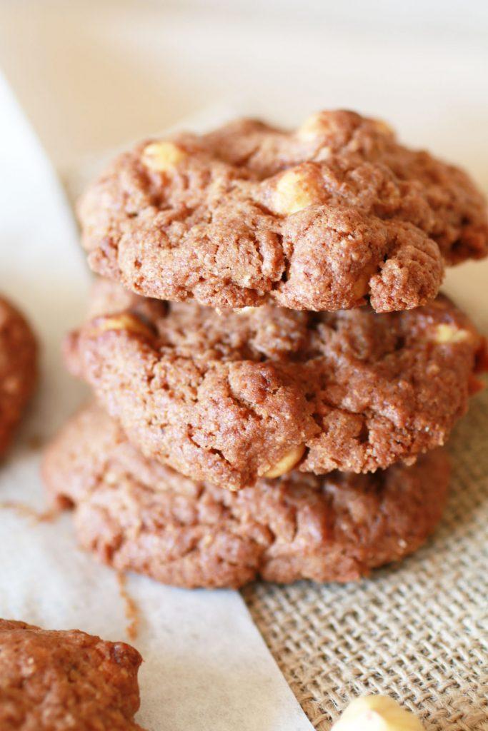 Biscotti con nocciole_Dolce Senza Zucchero (8)