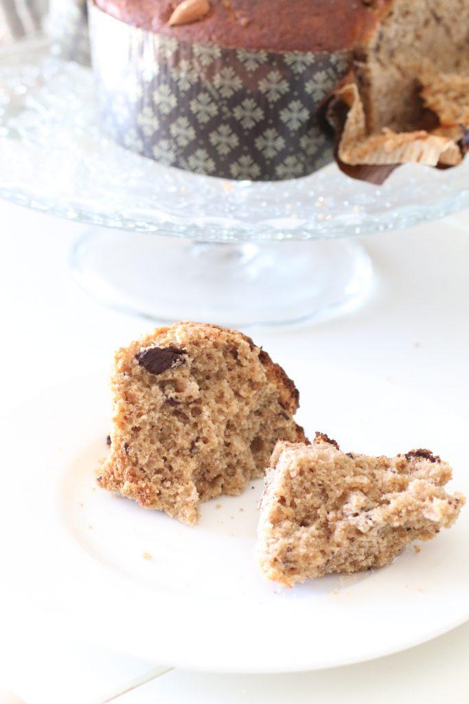 Colomba con pasta madre al farro e senza zucchero (12)