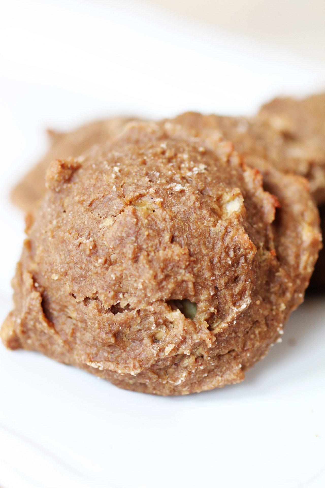 Biscotti Senza Burro alla Cannella e Avena Integrale