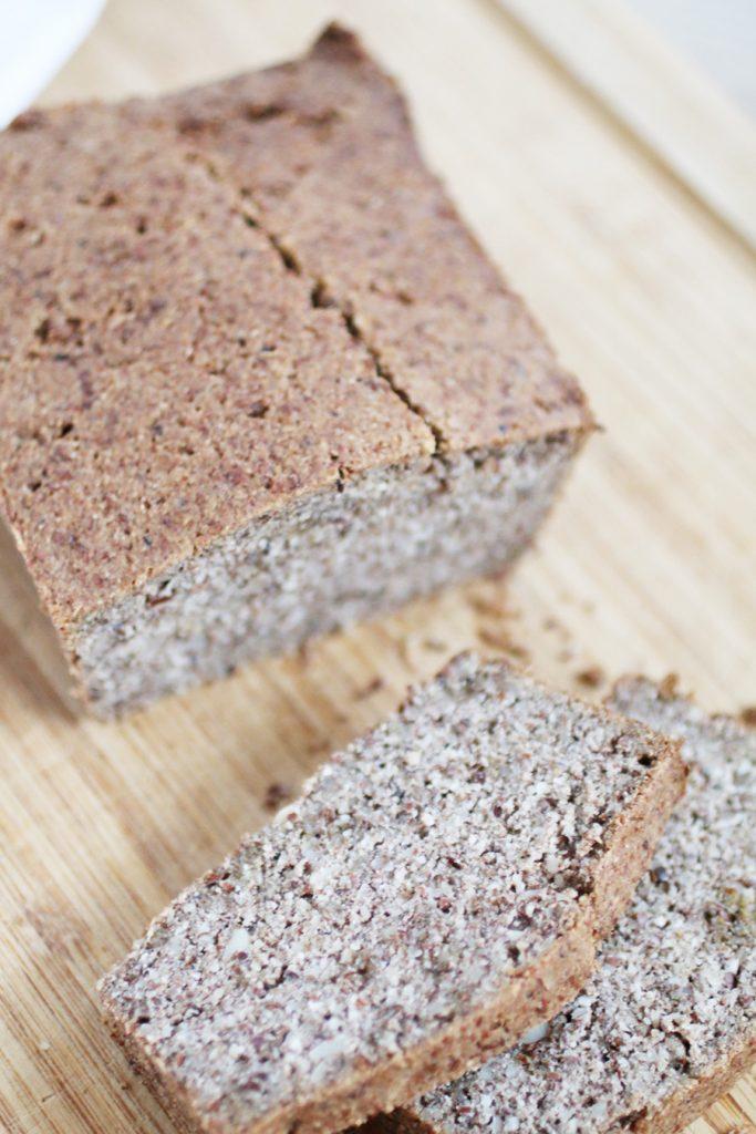 Pane morbido senza glutine e senza farine (pane di Luca) (15)