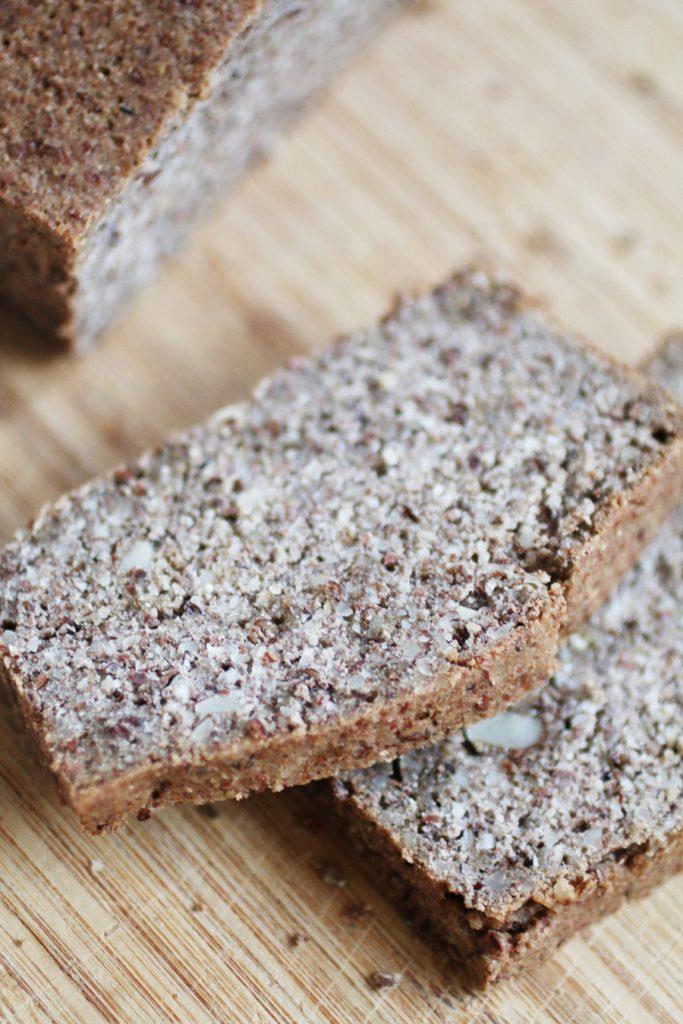 Pane morbido senza glutine e senza farine (pane di Luca) (18)