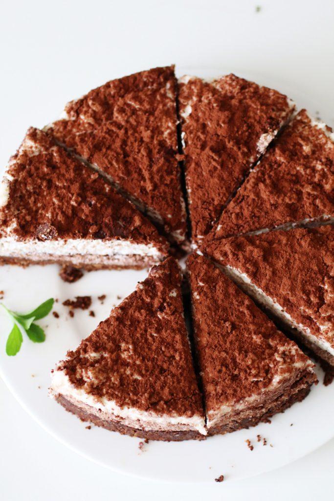 Torta Tiramisù Senza Zucchero e Senza Glutine (12)