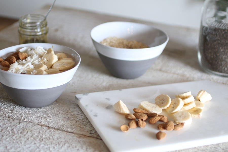 Crema di Fiocchi di Avena Senza Zucchero e Glutine