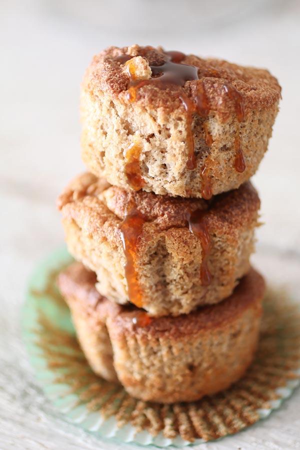 abbastanza Muffin Cuor di Mela Senza Zucchero | Dolce Senza Zucchero OA11