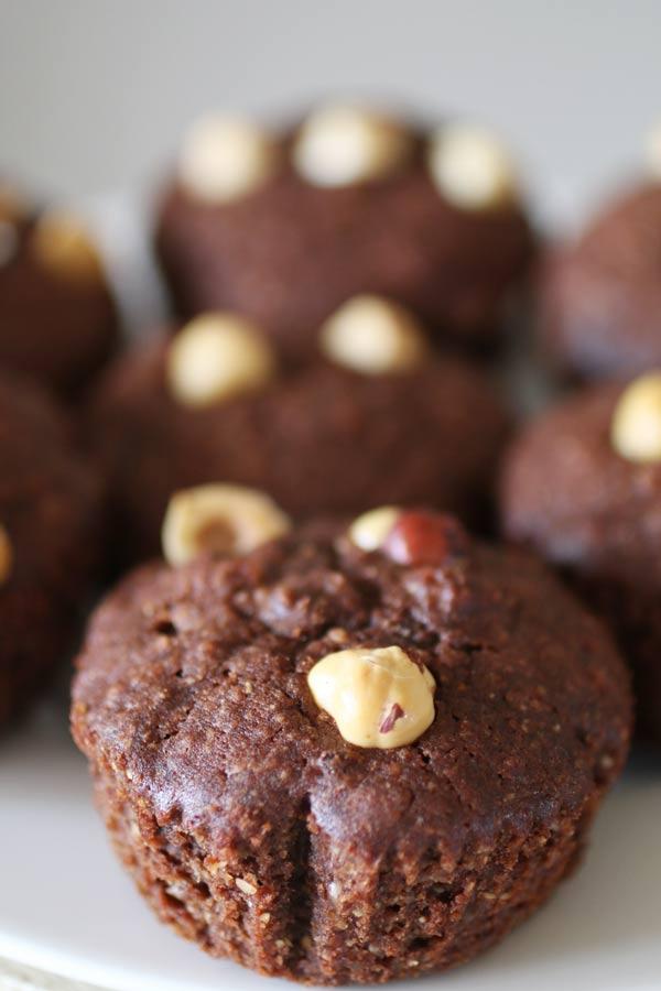 I Migliori Muffin alle Nocciole Senza Farina