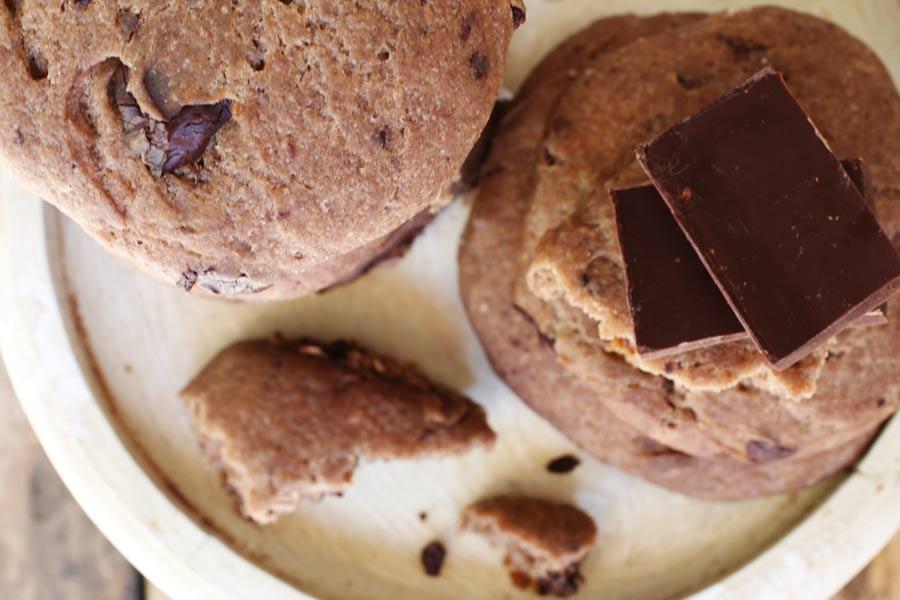 Panini al Cioccolato Senza Zucchero e Senza Glutine