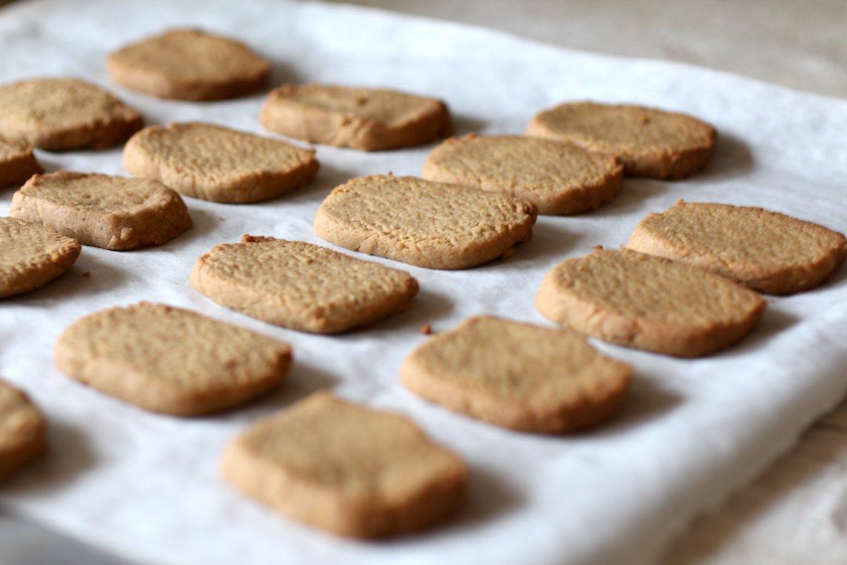 I Biscotti all'Olio da Credenza di Ivy