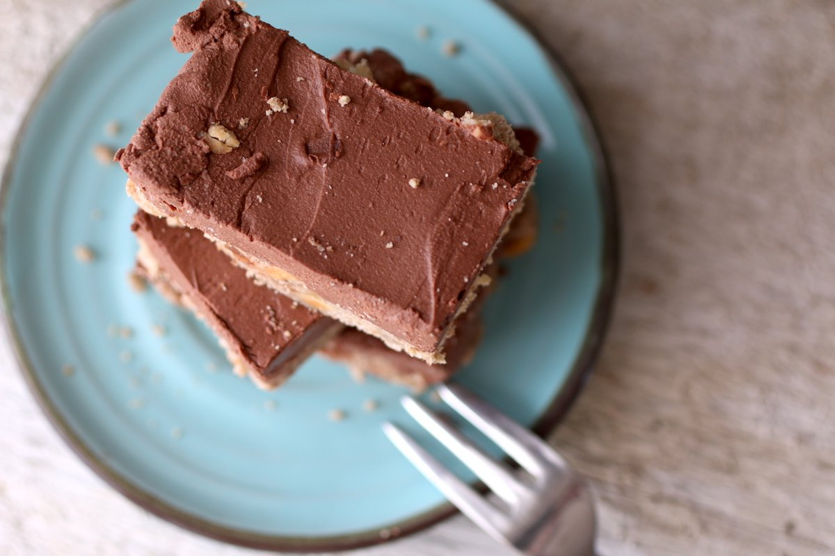 Torta al Cioccolato e Yoghurt Senza Cottura