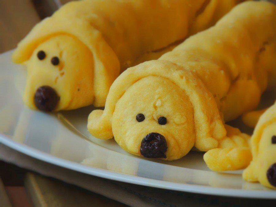 Hot Dog con Lievito Madre di Kamut è una ricetta naturale a basso indice glicemico preparata con farina di kamut integrale, lievito madre e salsicce biologiche senza zucchero né additivi