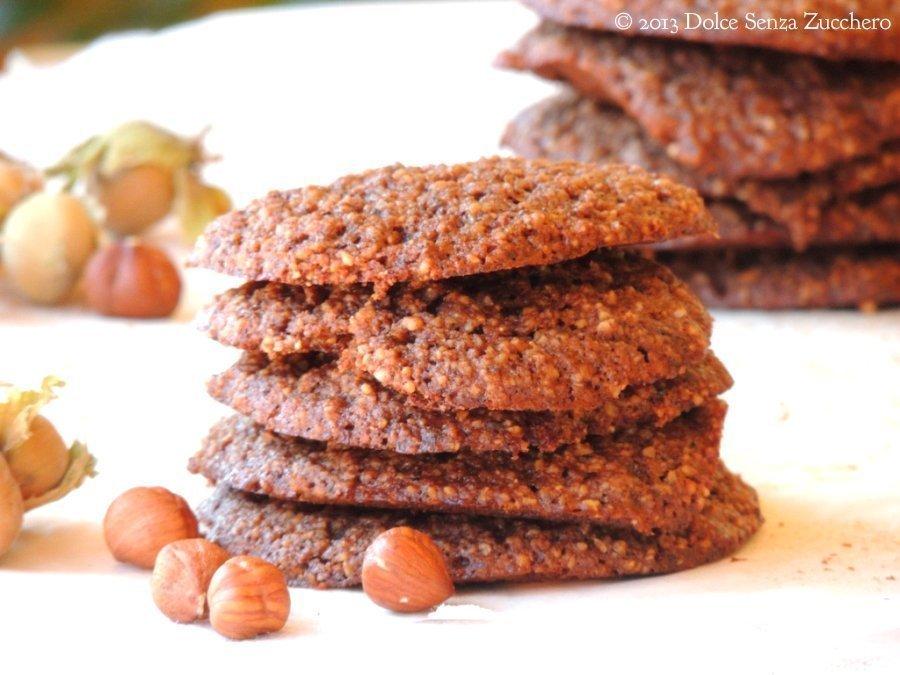 Biscotti con Nocciole Naturali Senza Zucchero (3)