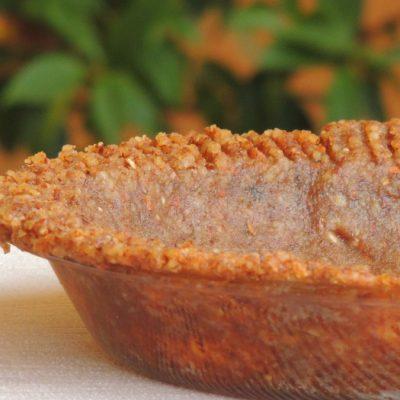 base per crostata senza farina a basso IG