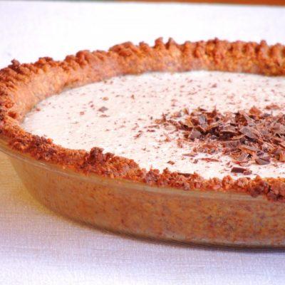 Crostata con Crema al Cocco Senza Latte