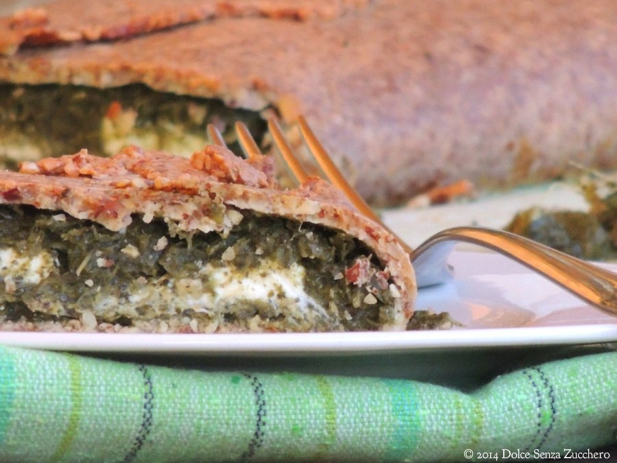 Strudel Salato Verdure Verdi e Caprino (3)