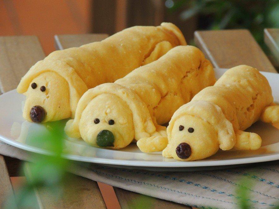 Hot Dog con Lievito Madre di Kamut Senza Zucchero e Additivi