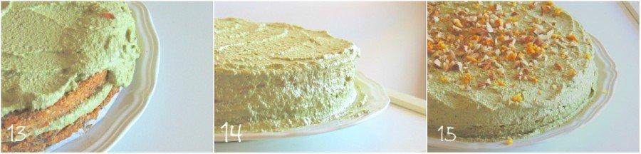 Torta di Carote, Mandorle e Arance (Crudista) | Dolce Senza Zucchero_13_15